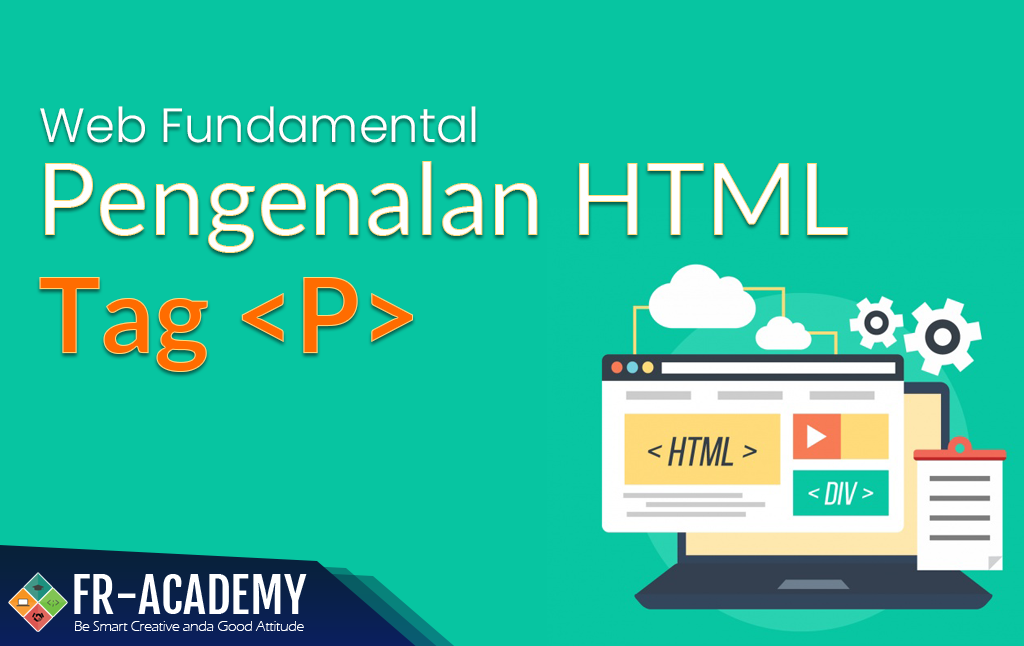 cover web fundamental HTML - tag P_fr-academy