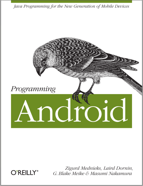 E-Book-Programming-AndroidOreilly-2011